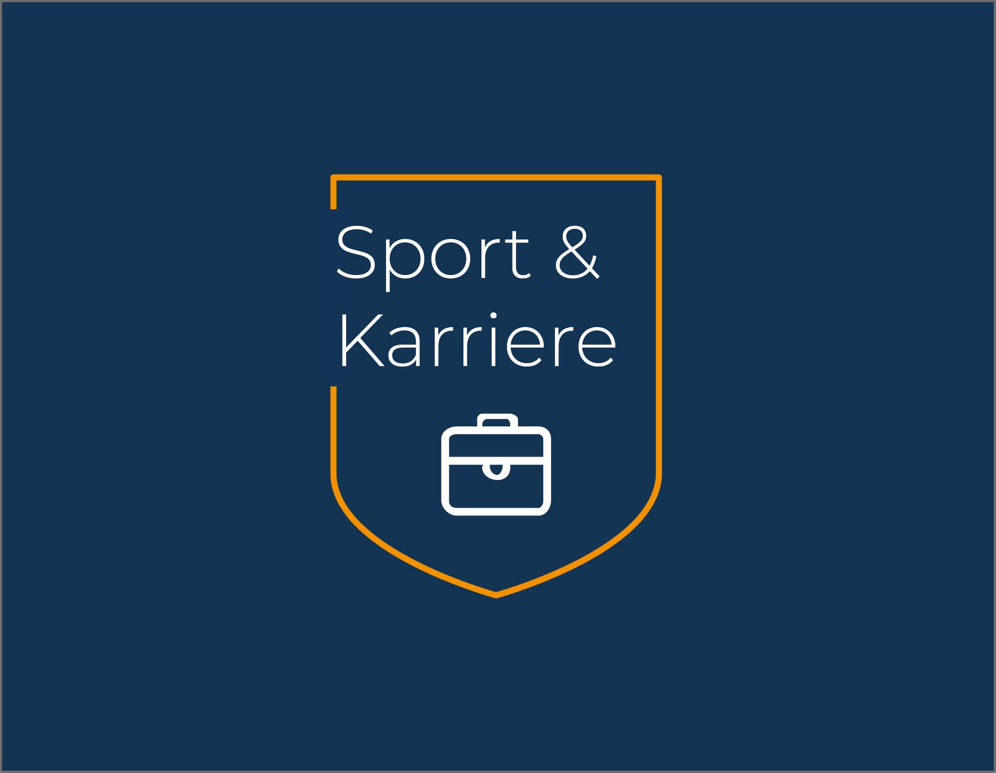 Sport und Karriere - Arbeitsmarkt Sport